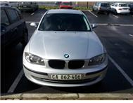BMW 118i 2007 - low mileage Cape Town