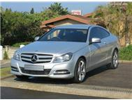 2011 MERCEDES-BENZ C-CLASS C250 CDI BE Coupe F/L A