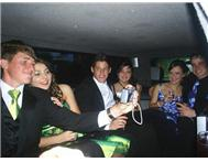 BOOK ONE OF OUR LIMOS/LUXURY CARS PARTIES MATRICBALLS WEDDINGS