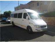 MERCEDES BENZ SPRINTER 22 SEATER 416 Cdi