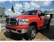 2007 DODGE RAM 6.7 TURBO DIESEL V8