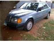 1988 Mercedes-Benz 200 For Sale R29 000