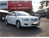 2006 - toyota - avensis 2.0 advanced a/t - r99 900
