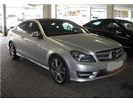 2011 Mercedes-Benz C-class C350 Be Coupe A/t