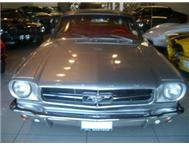 Ford Mustang Notchback: 1965 Sandton