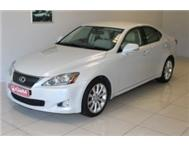 Lexus iS250 EX 2010 with Nav