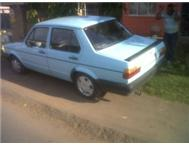vw fox start and drive no papers