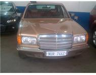 MERC 280SE LEFT HAND DRIVE(COLLECTORS ITEM@KENTMOTORS DURBAN)