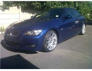 2008 BMW 335i Steptronic M Sport Convertible