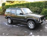 Looking for Jeep Cherokee XJ