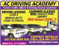 Driving Lessons(Former traffic officer/driving license examiner)