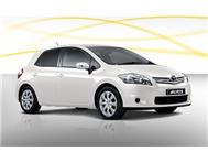 BRAND NEW TOYOTA AURIS X - LIMITED...