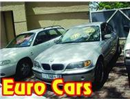 BMW 320D 6 Speed 2005. Full House ... Pretoria