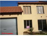 2 Bedroom Townhouse for sale in Vanderbijlpark CE3