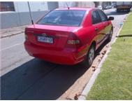 2003 1 4I TOYOTA COROLLA FOR SALE R65000NEGOTIABLE
