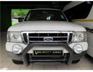 Ford Ranger 2.5 TD Hi-Trail XL Single Cab