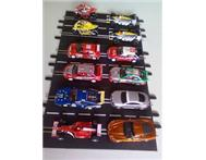 Scalextric cars transformer controls tracks & set
