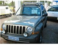2005 JEEP CHEROKEE 3.7 RENEGADE