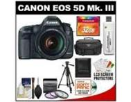 Canon EOS 5D Mark III DSLR with EF 24-105mm f/4L IS USM Lens Johannesburg