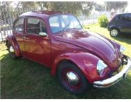 VW Beetle to swop for kombi