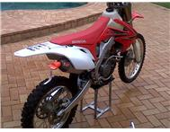 2011 Honda CRF250R swop or trade