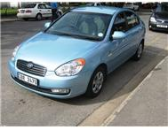 Hyundai - Accent III 1.6 GLS High Spec Auto