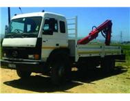 Tata 1518 Sleeper Cab-