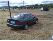 Hyundai accent 1.5csi 1996 model