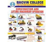 HEAVY MACHINES AND WELDING COURSES TRAINING.BAGVIN COLLEGE