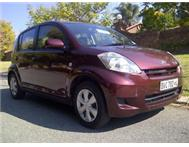 2008 Daihatsu Sirion 1.3 AUTOMATIC with 70000km! Bargain!!