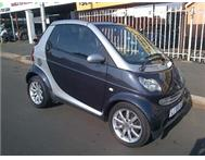 2005 SMART SUNRAY LIMITED EDITION CONVERTABLE AUTOMATIC ELECTR