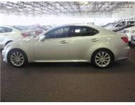2007 Lexus Is 250 Se A/t