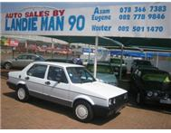 1988 VW FOX AUTOMATIC IMMACUL...