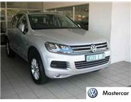 2012 VOLKSWAGEN TOUAREG V6 TDI BlueMotion Technology