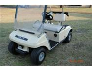 Club Car 2 seater petrol golf cart