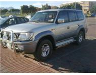 Very Expensive 4by4 Prado Toyota Landcruiser Urgent sale