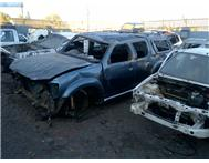 Ford & Mazda bakkies stripping for spares