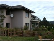 4 Bedroom House to rent in Knysna