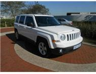 2012 JEEP PATRIOT 2.4 CVT Limited