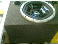 Sony xplod sub in box amp for sale R1500...Dbn Isipingo