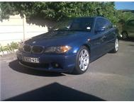 2003 BMW 325i Coupe Steptronic