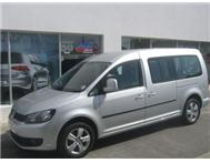 2011 Volkswagen Caddy 2.0TDI Maxi Panel Van