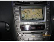 2007 LEXUS 250SE MANUAL TRANSMIS...