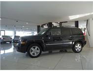 2010 Jeep Patriot 2.4 Limited Auto
