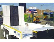 Trailer Forklift Trailer-