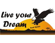 Live Your Dream Real Estate Cash And Carry in Business for Sale Gauteng Johannesburg - South Africa
