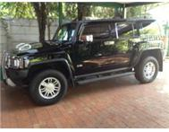 Hummer H3 - Black & Chrome
