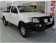 Toyota - Hilux (Facelift II) 2.5 D-4D SRX 4X4 Single Cab
