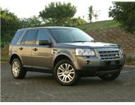 2009 LAND ROVER FREELANDER 2 2 TD4 HSE COMMAND SHIFT