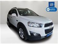 2012 Chevrolet Captiva 2.2D AWD LTZ